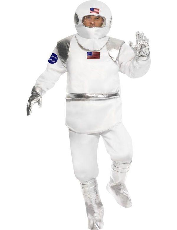 Nasa Astronaut Kostuum Man