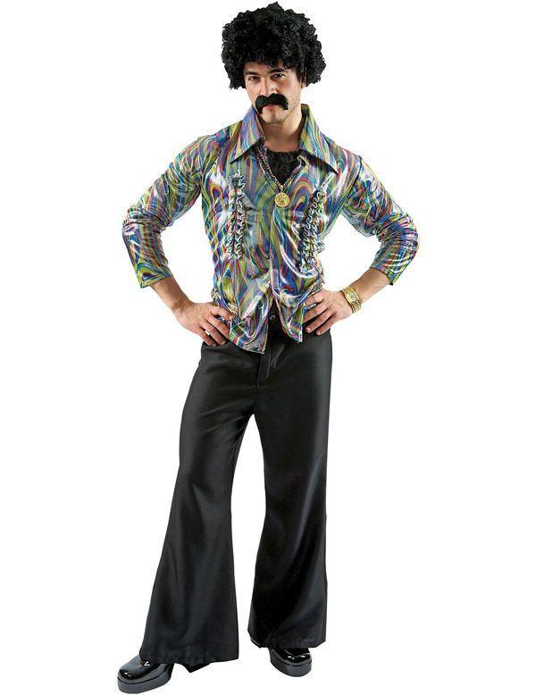 Heren Disco Man Kostuum