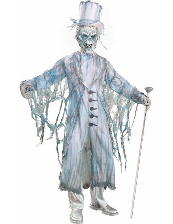 Zombie Spook Man Kostuum