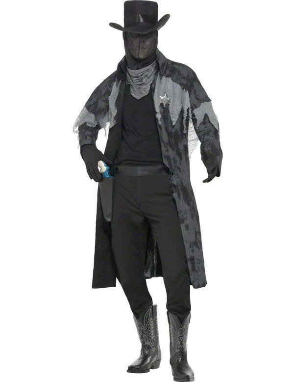 Halloween Sheriff Man Kostuum