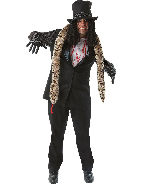 Alice Cooper Rock Ster Kostuum Man