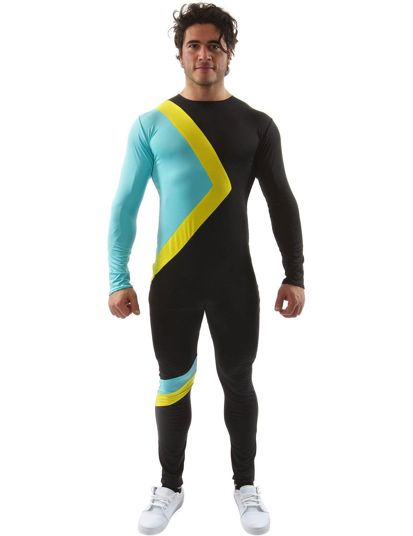 Volwassen Cool Runnings Jamaicaans Bobslee Team (Zonder Helm) Man Kostuum