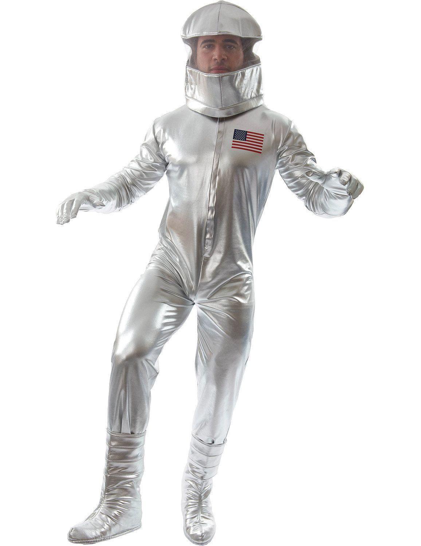 Astronaut Ruimtecapsule Man Kostuum