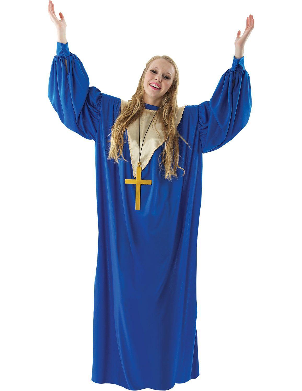 Gospel Koor Zangeres Kostuum