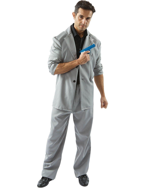 Ricardo Tubbs Van Miami Vice Kostuum Man