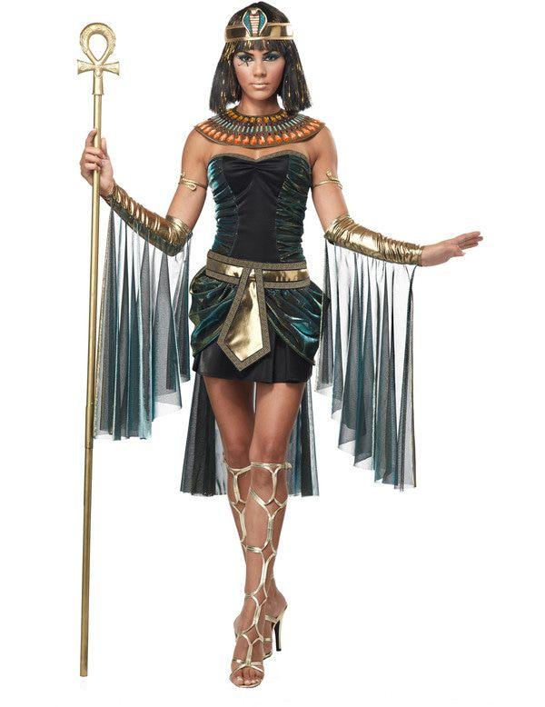 Sexy Egyptische Godin Kostuum Vrouw