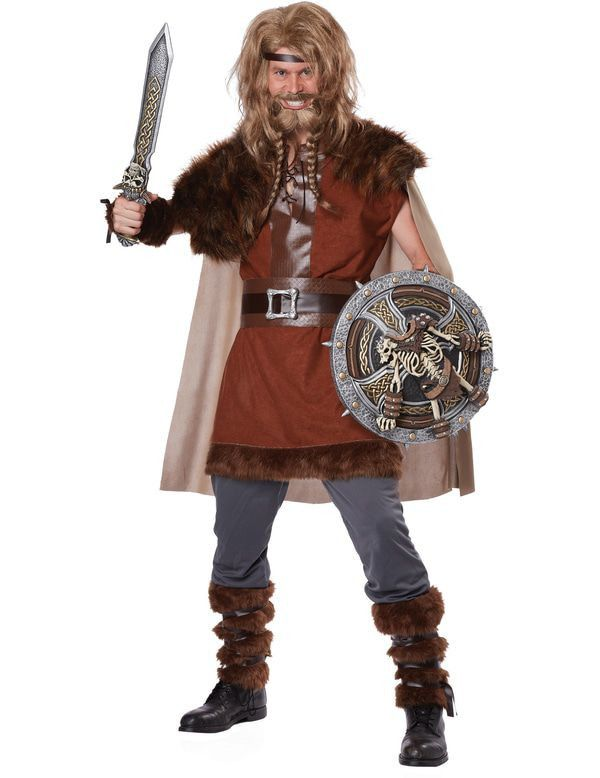 Stoere Viking Man Kostuum