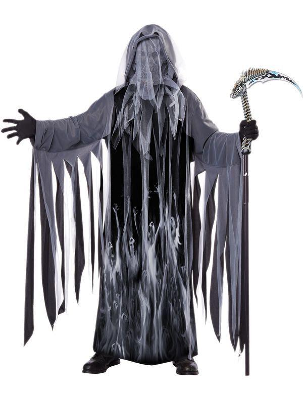 Zombie Hellepoort Bewaker Kostuum Man