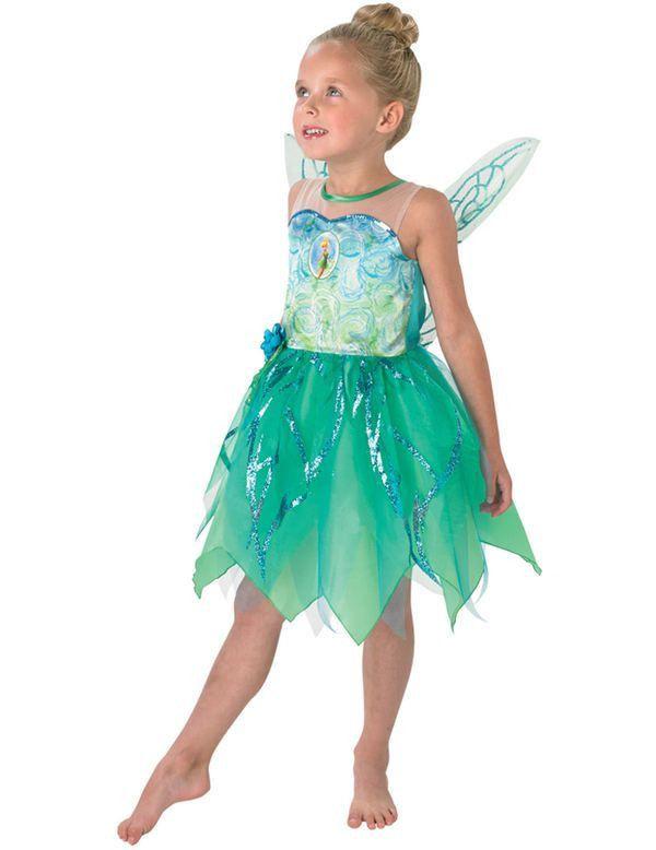 Kinder Disney Tinkerbel Elf Kostuum Meisje