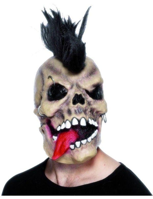 Overhead Punk Rocker Masker