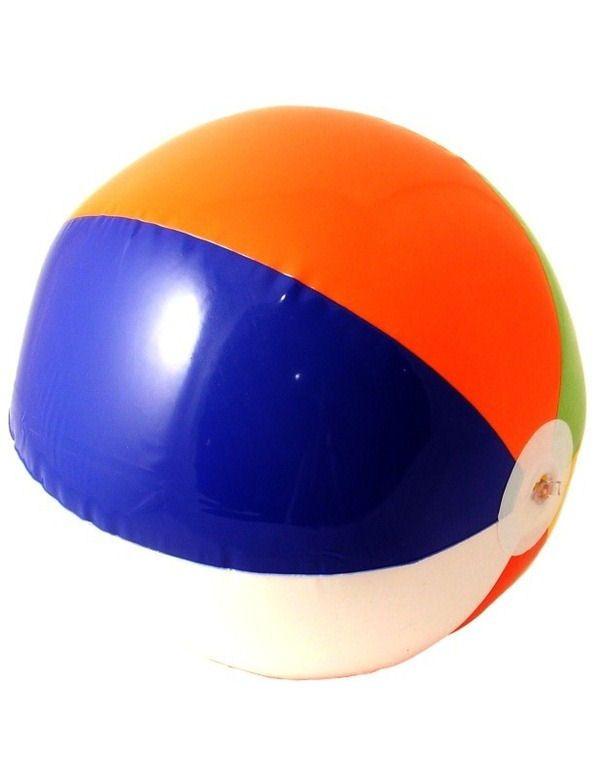 Opblaasbare Strandbal