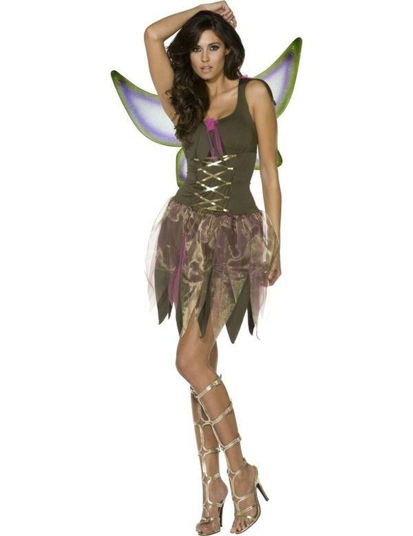 Fever Fee Vrouw Kostuum