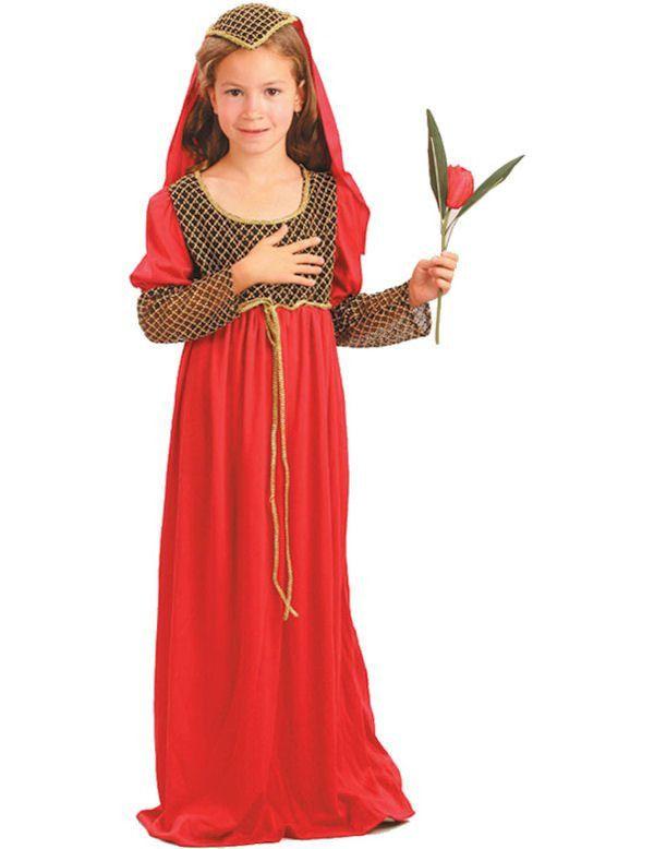 Julia Meisje Kostuum
