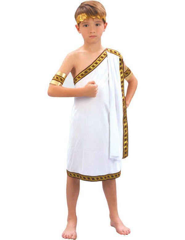 Caesar Romeinse Kind Kostuum Jongen