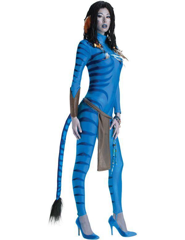 Avatar Neytiri Vrouw Kostuum