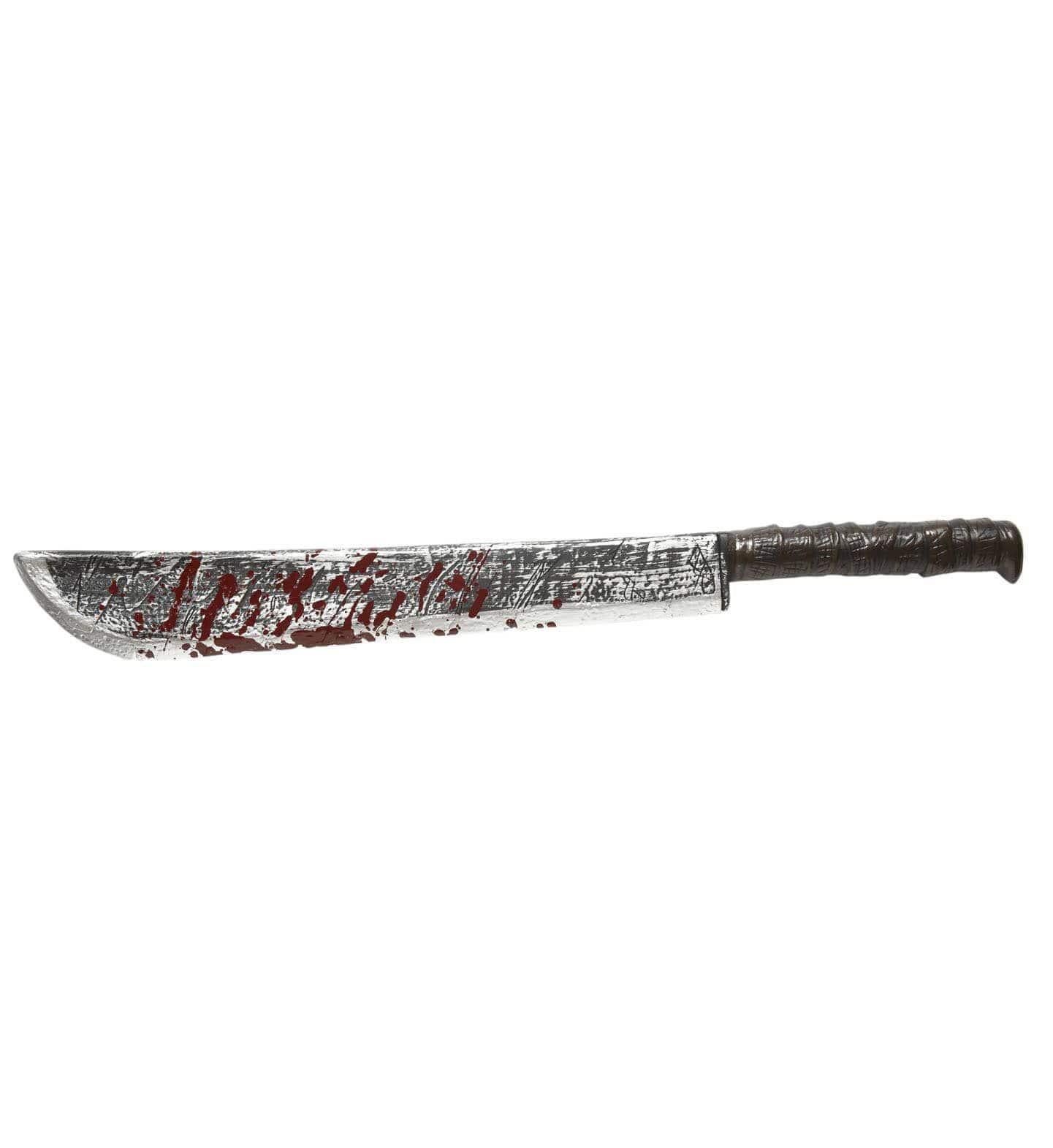 Machete Met Bloed 75 Centimeter