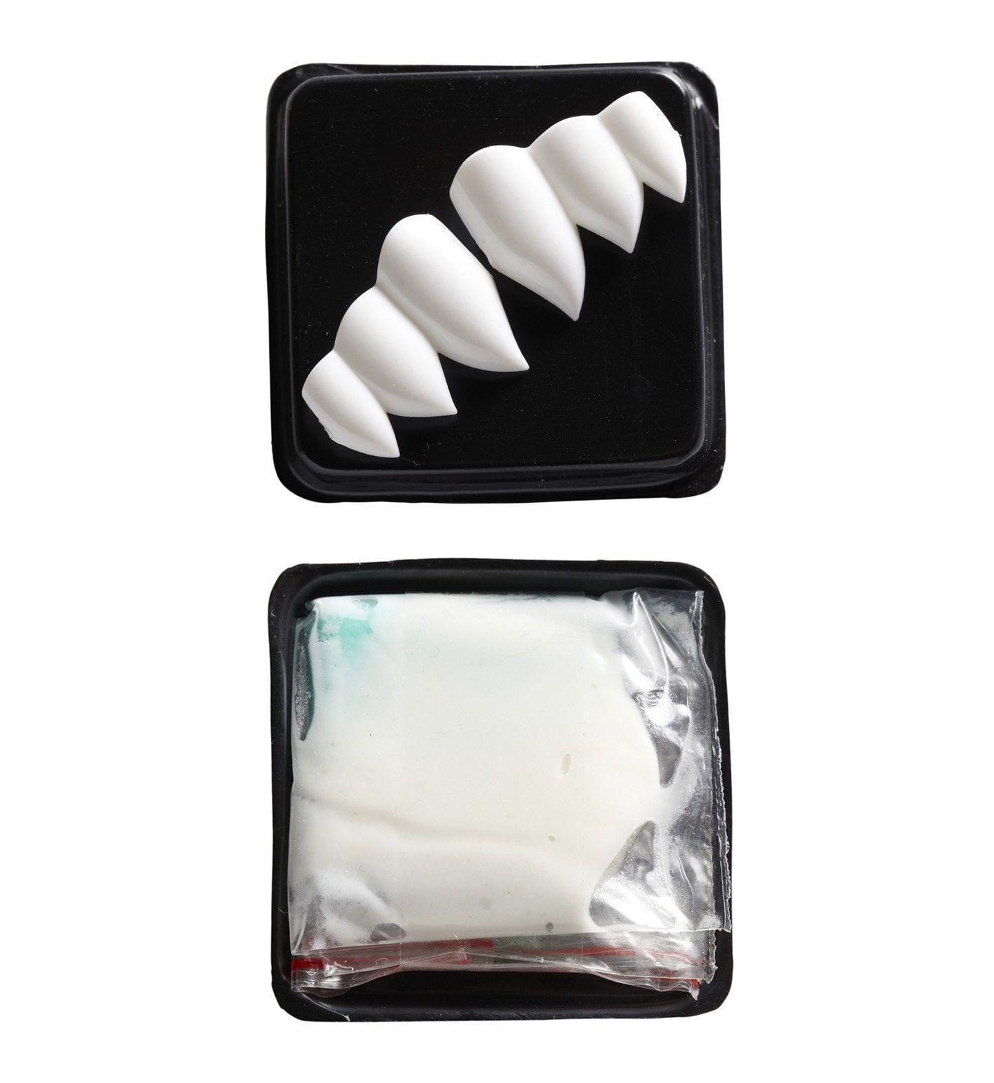 12 Vampier Tanden
