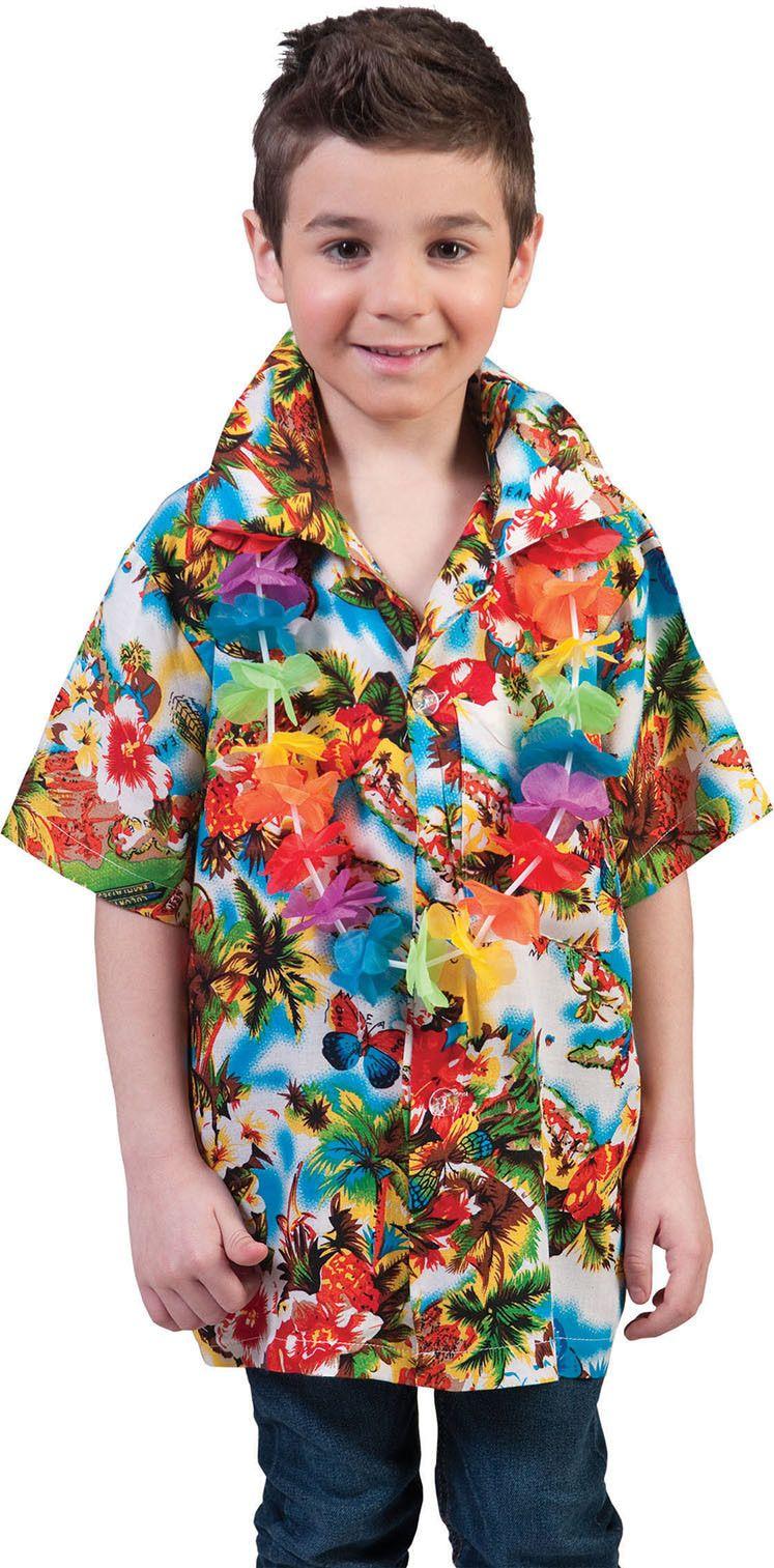 Hawaii Shirt Jongen
