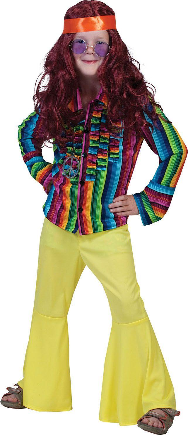 Ibiza Hippie Shirt Jongen