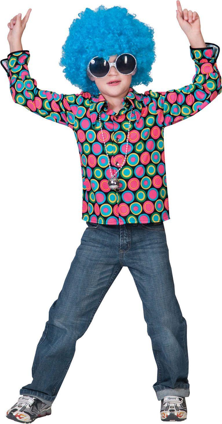 Disco Dot Hemd Jongen