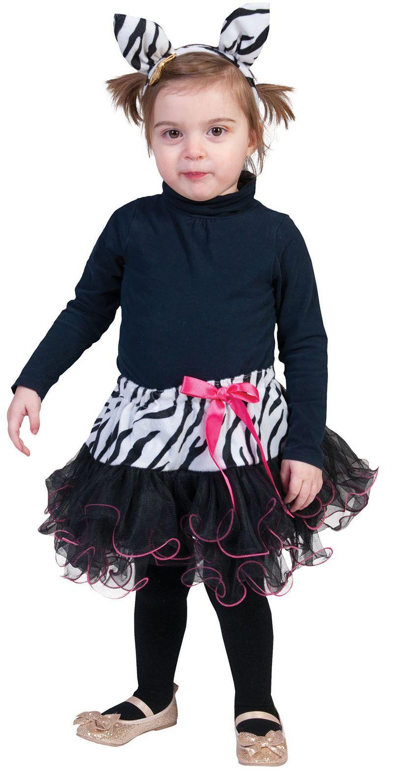 Zebra Set Baby Meisje
