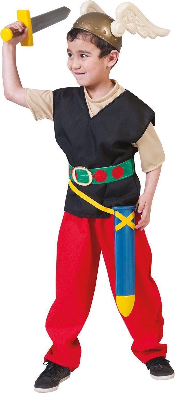 Asterix De Gallier Jongen Kostuum