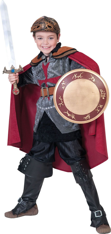 Roughside Ridder Jongen Kostuum