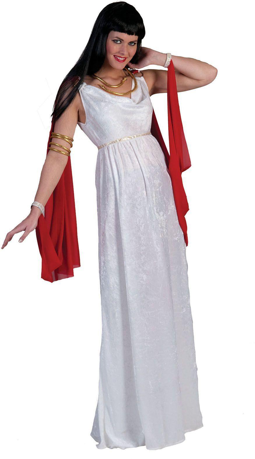 Romeinse Bewoner Forum Vrouw Kostuum