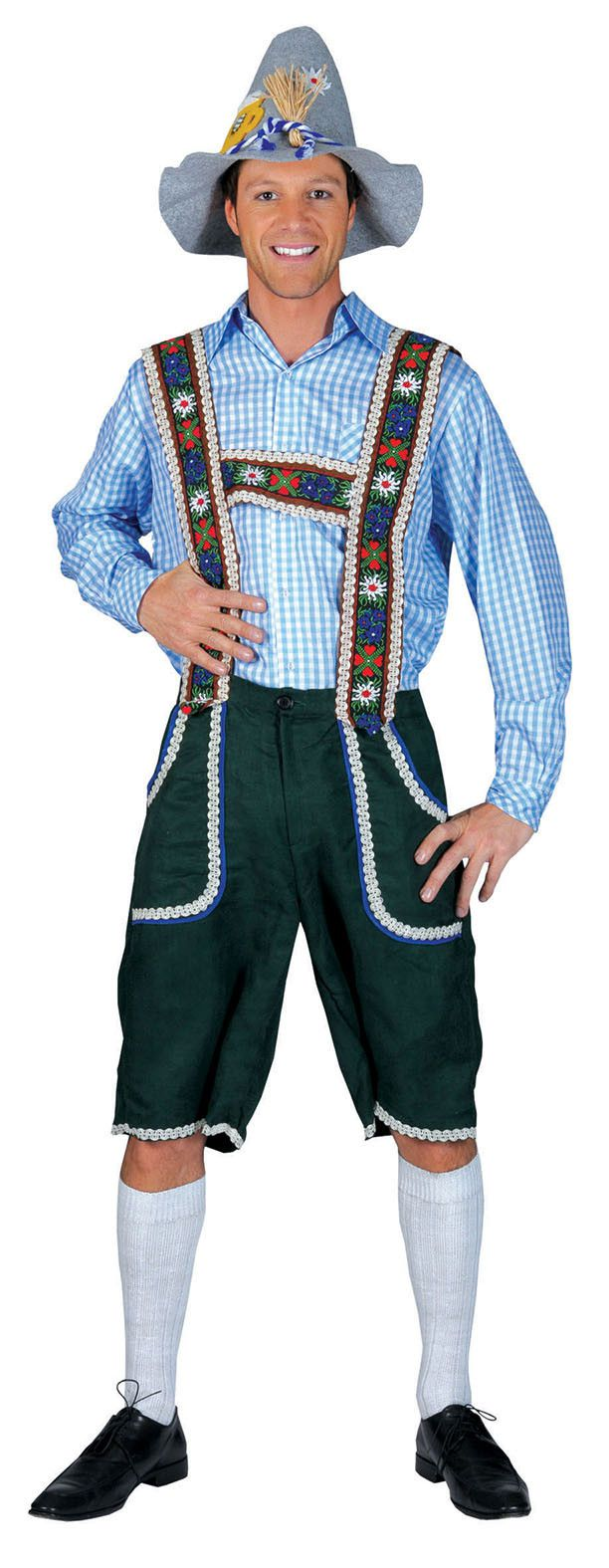 Salzburg Oktoberfest Man