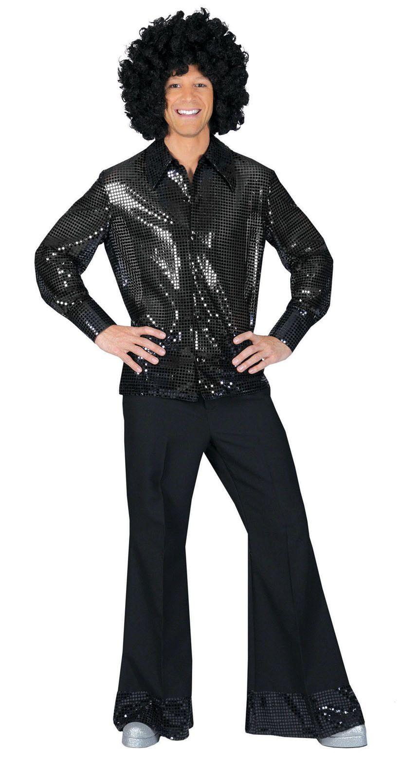 Cartouche Disco Shirt Man