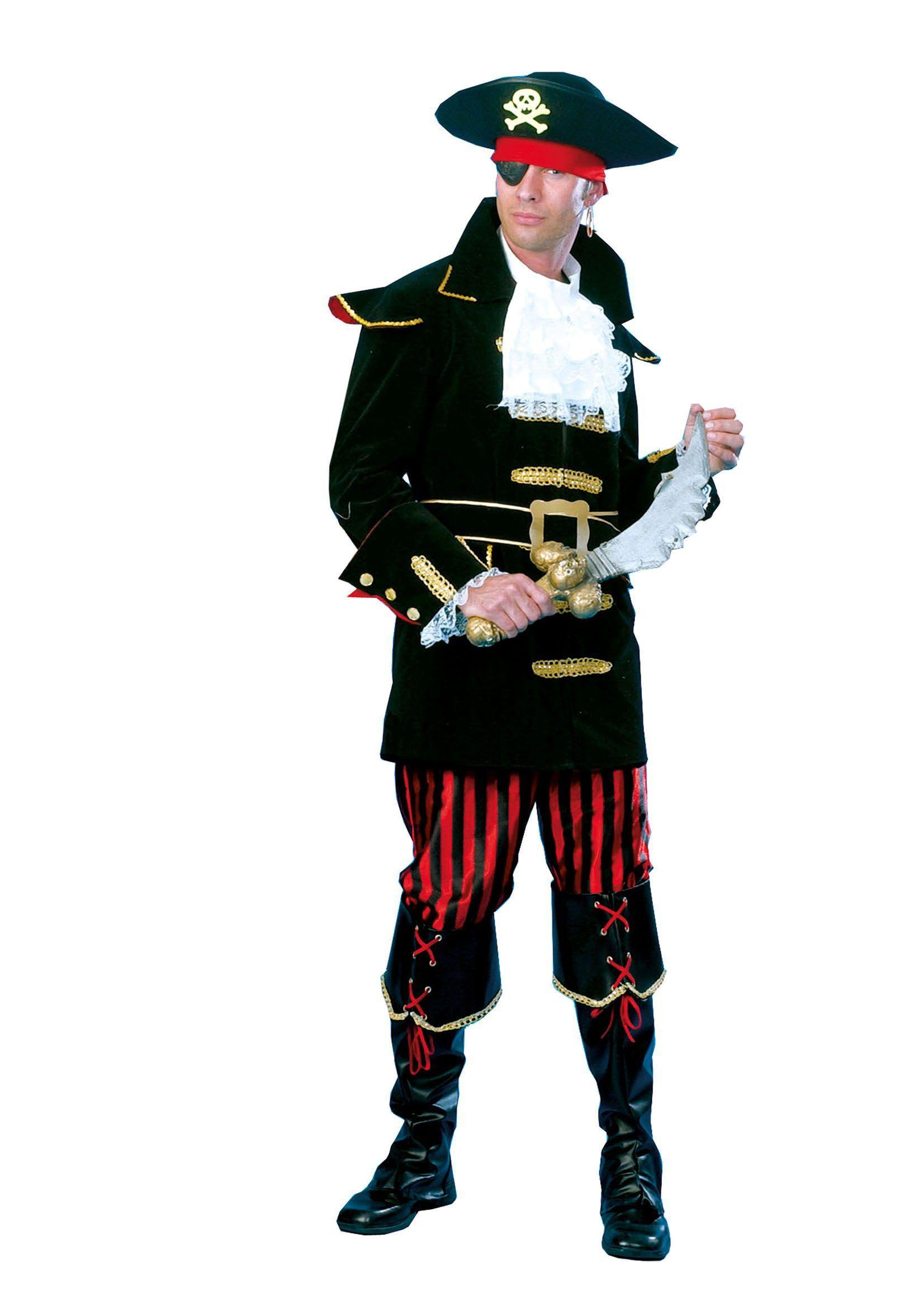Piraat Espanha Kostuum Man