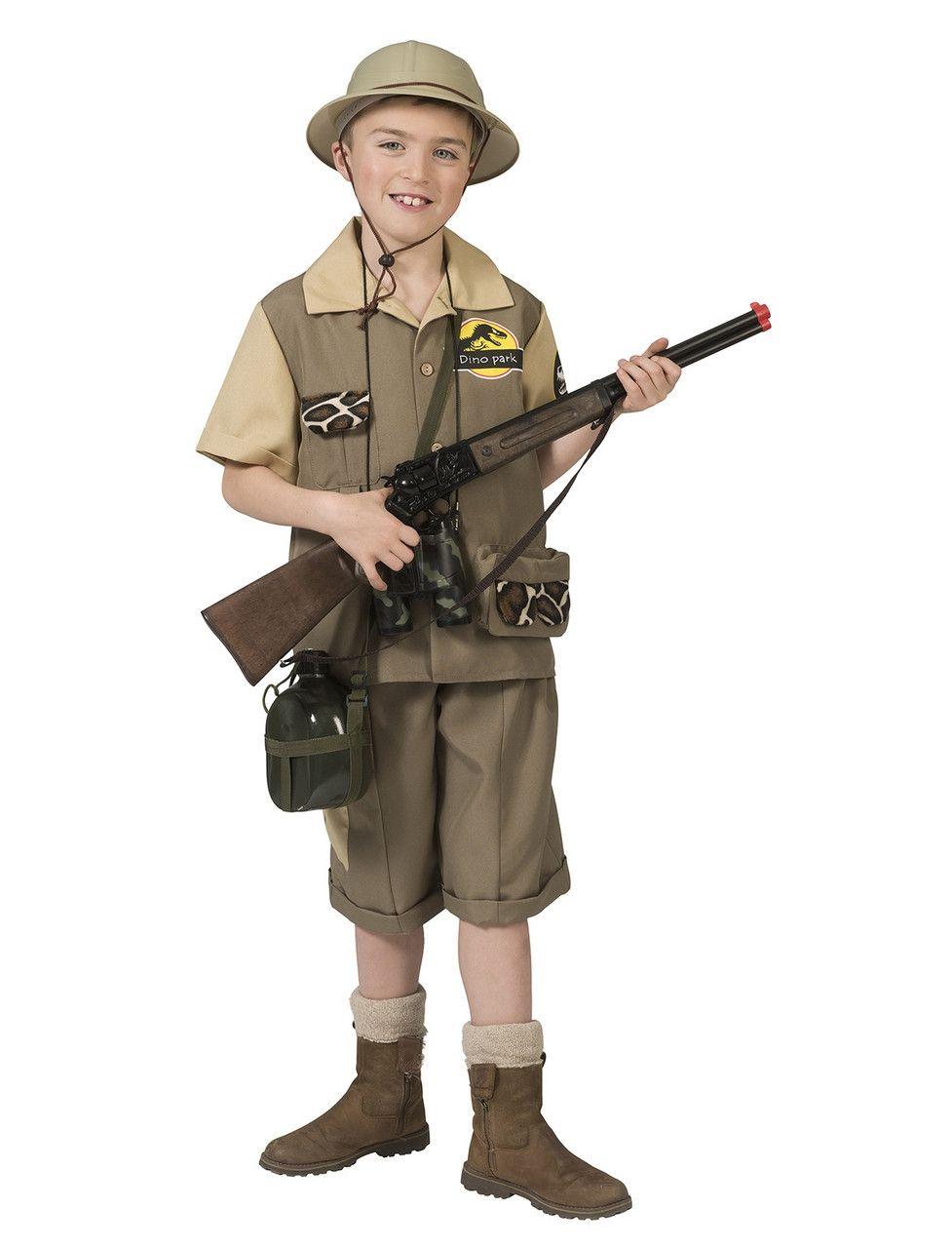 Dino Danger Kind Kostuum
