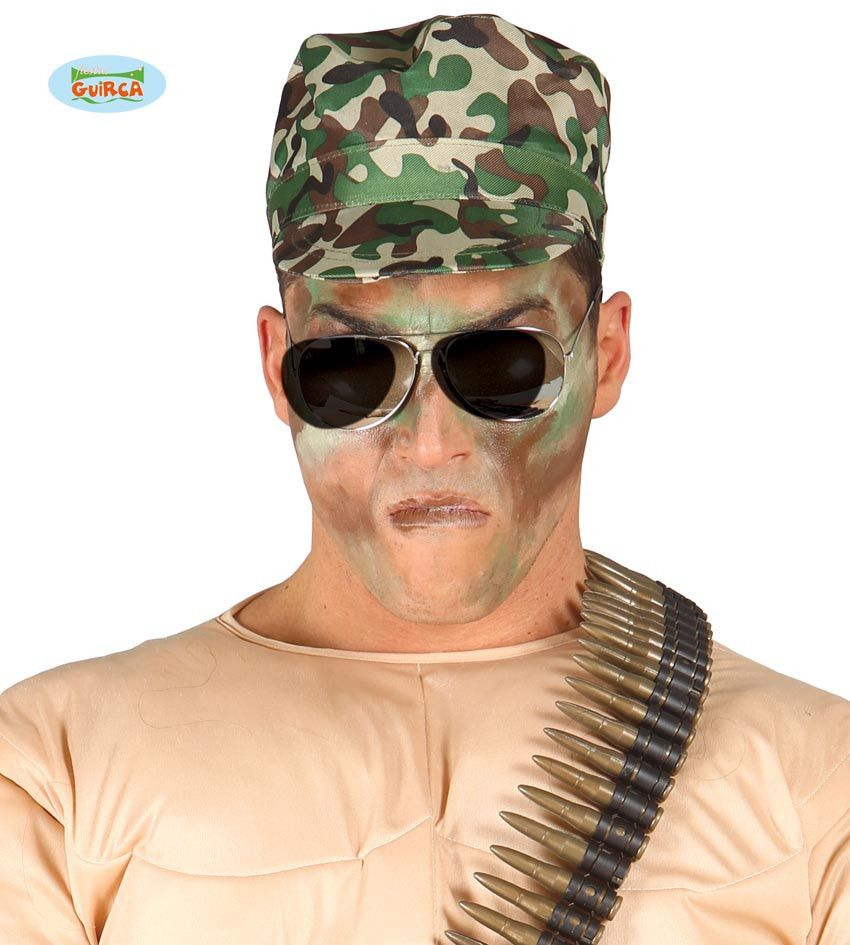 Camouflage Cap Vietnam