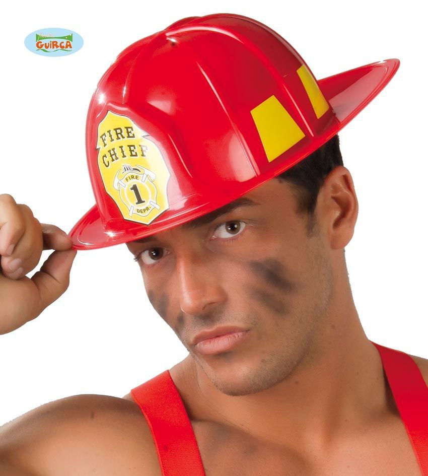 Amerikaanse Brandweerman Chicago Fire Helm