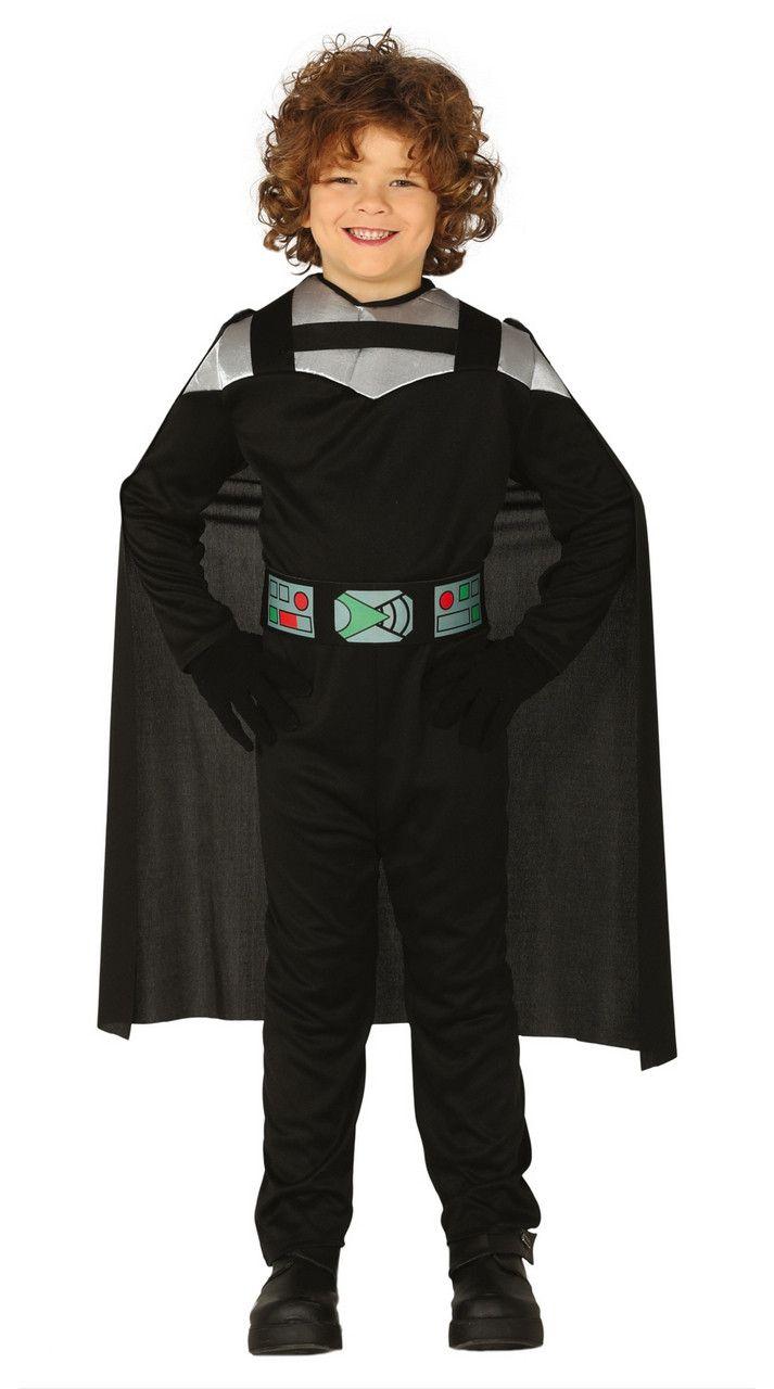Dark Knight Batman Held Jongen Kostuum