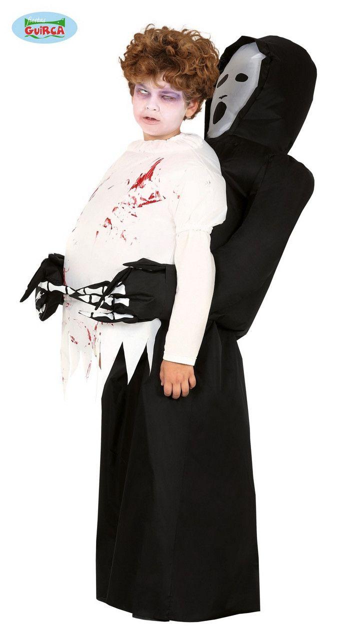Vader Dood Maakt Weer Een Slachtoffer Kind Kind Kostuum