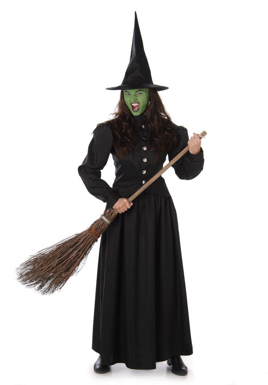 Vreselijke Rot Heks Halloween Vrouw Kostuum