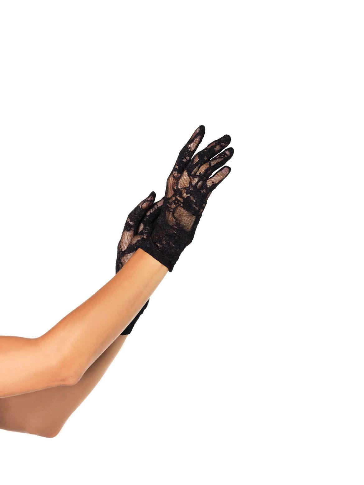 Kanten Stretch Pols Handschoenen