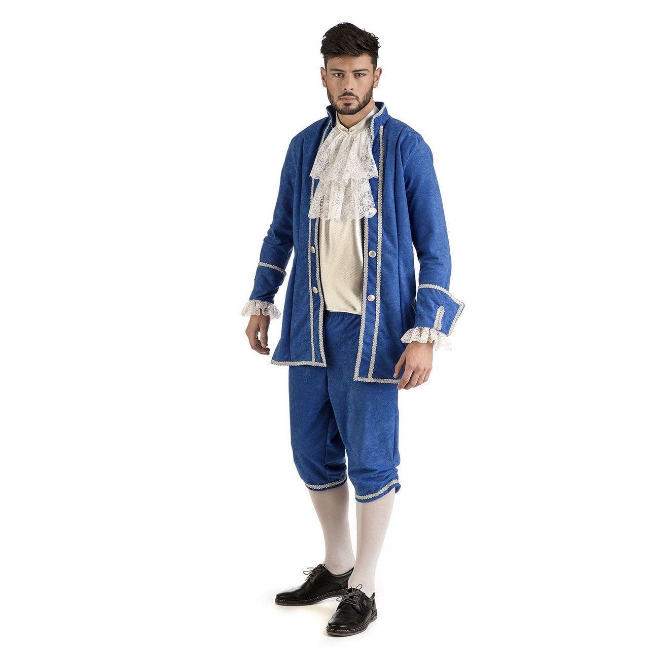 Middeleeuwse Jonkheer Jan Karel Man Kostuum