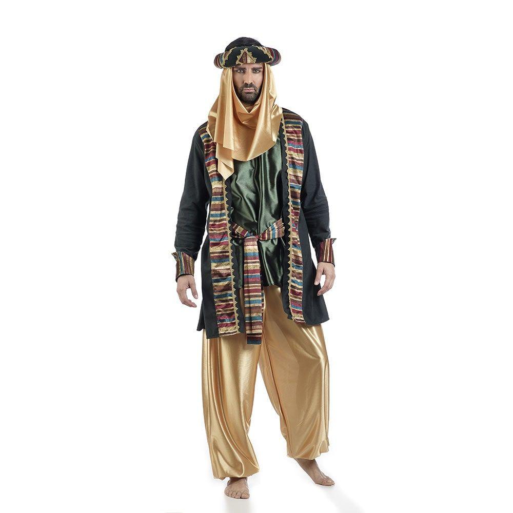 Sahara Toeareg Billal Al Berber Man Kostuum