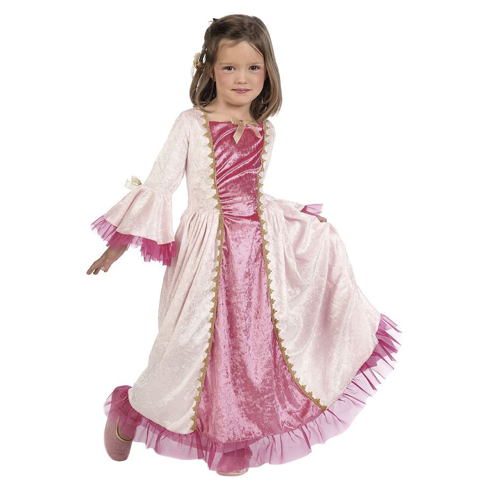 Prinses Lizzy Ster Van Het Bal Meisje Kostuum