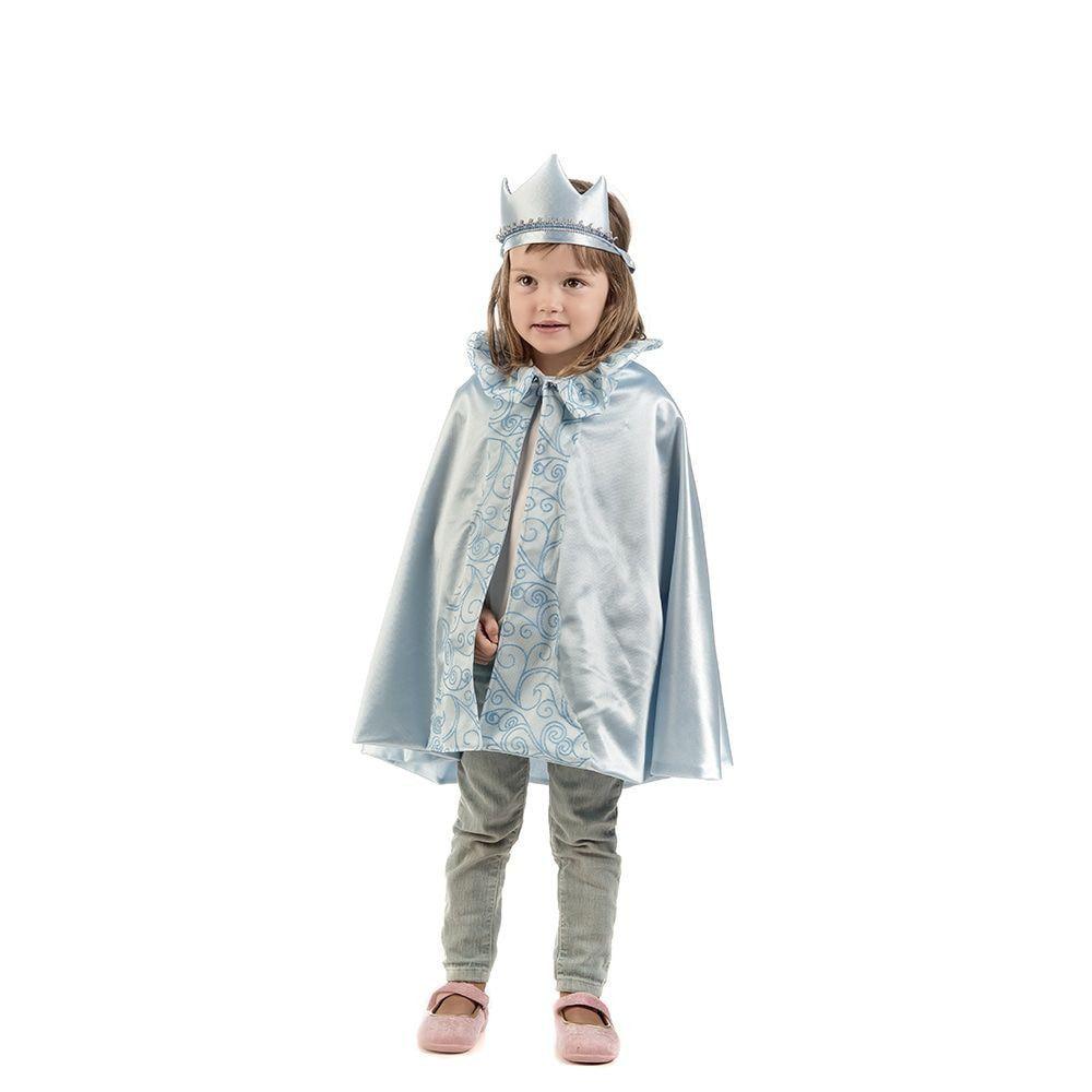 Blauw Zilveren Cape Prinses Der Nederlanden Amalia Kind