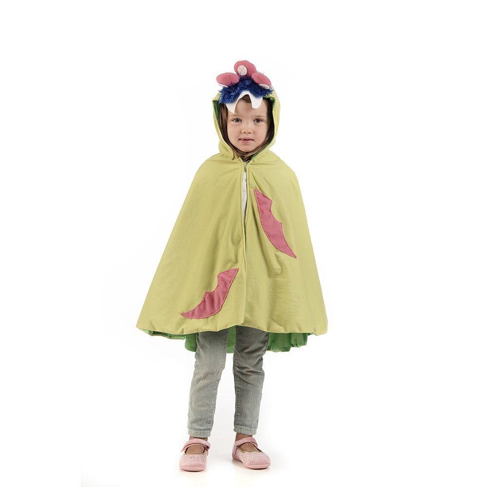 Groen Gruwelijk Monster Draak Kind Kostuum