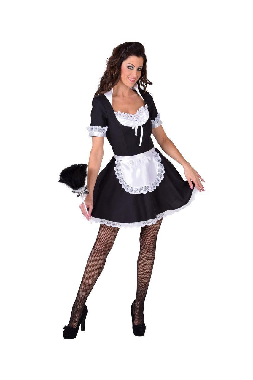 Kamermeisje Grand Hotel Vrouw Kostuum