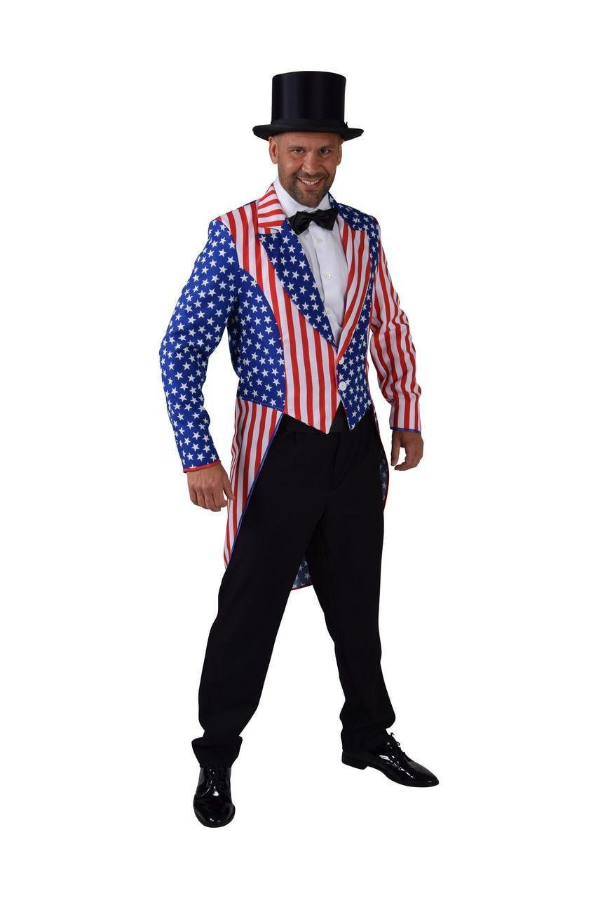 Slipjas Uncle Sam Stars And Stripes Man