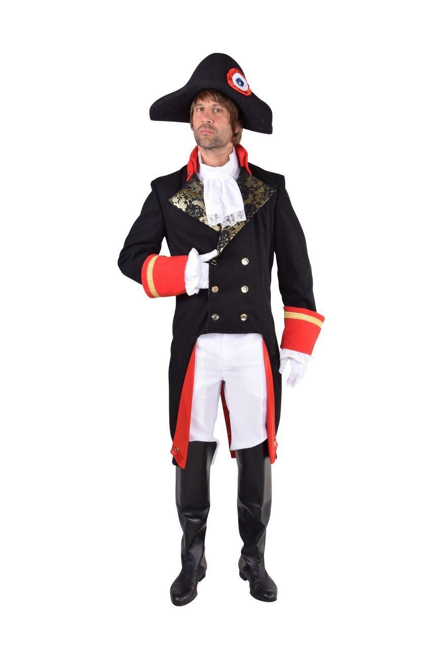 Mantel Keizer Napoleon Bonaparte