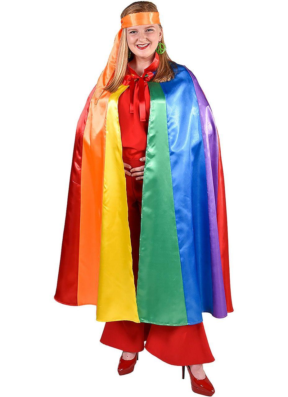 Stralende Regenboog Cape Vrolijk Festival