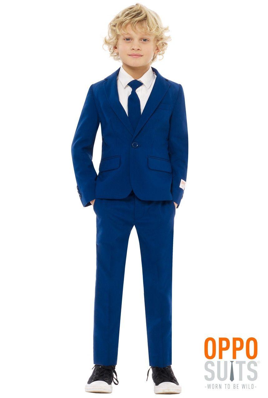 Koninklijk Marine Blauw Navy Jongen Kostuum