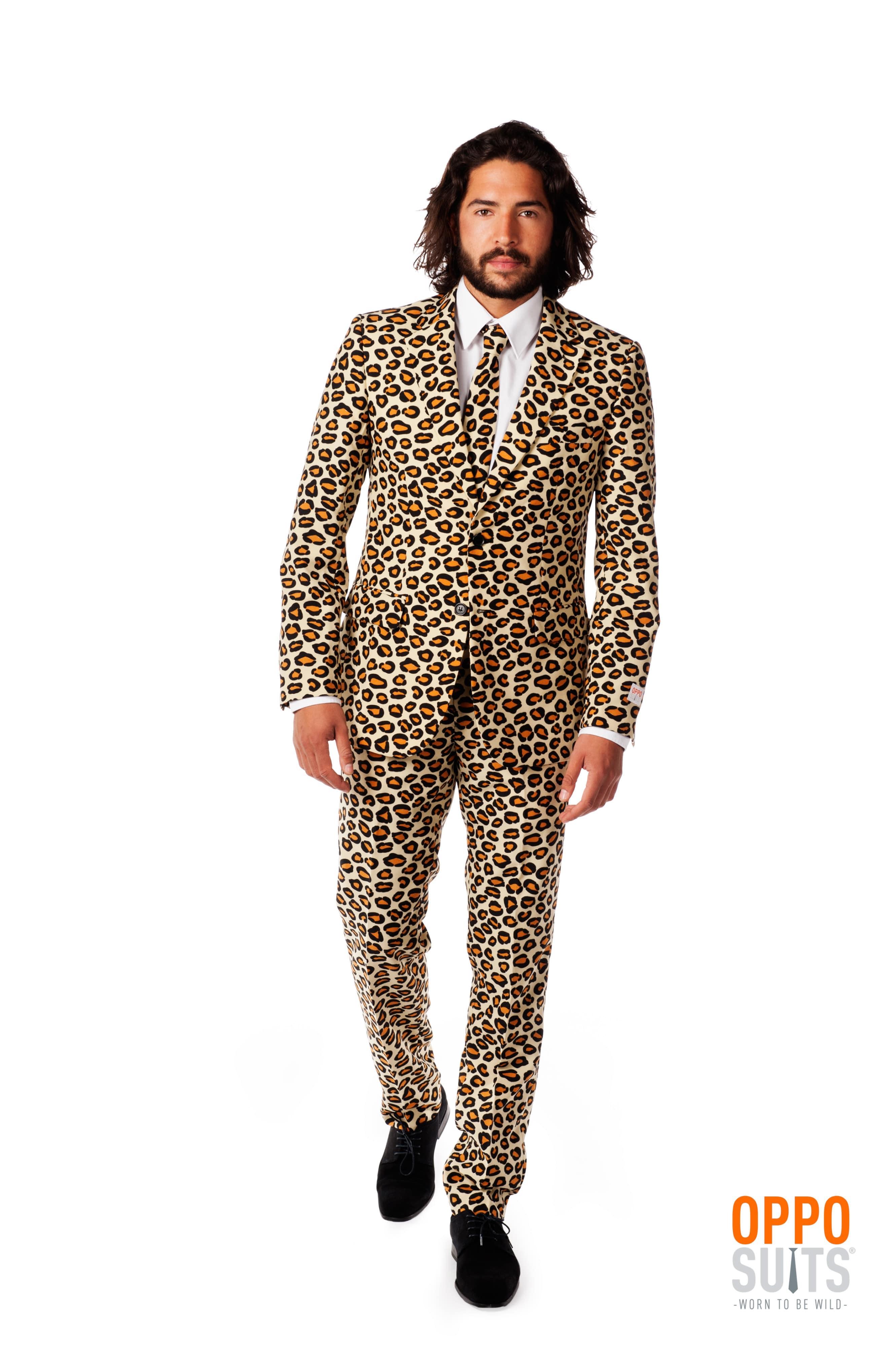 The Jag Jungle Opposuit Kostuum Man