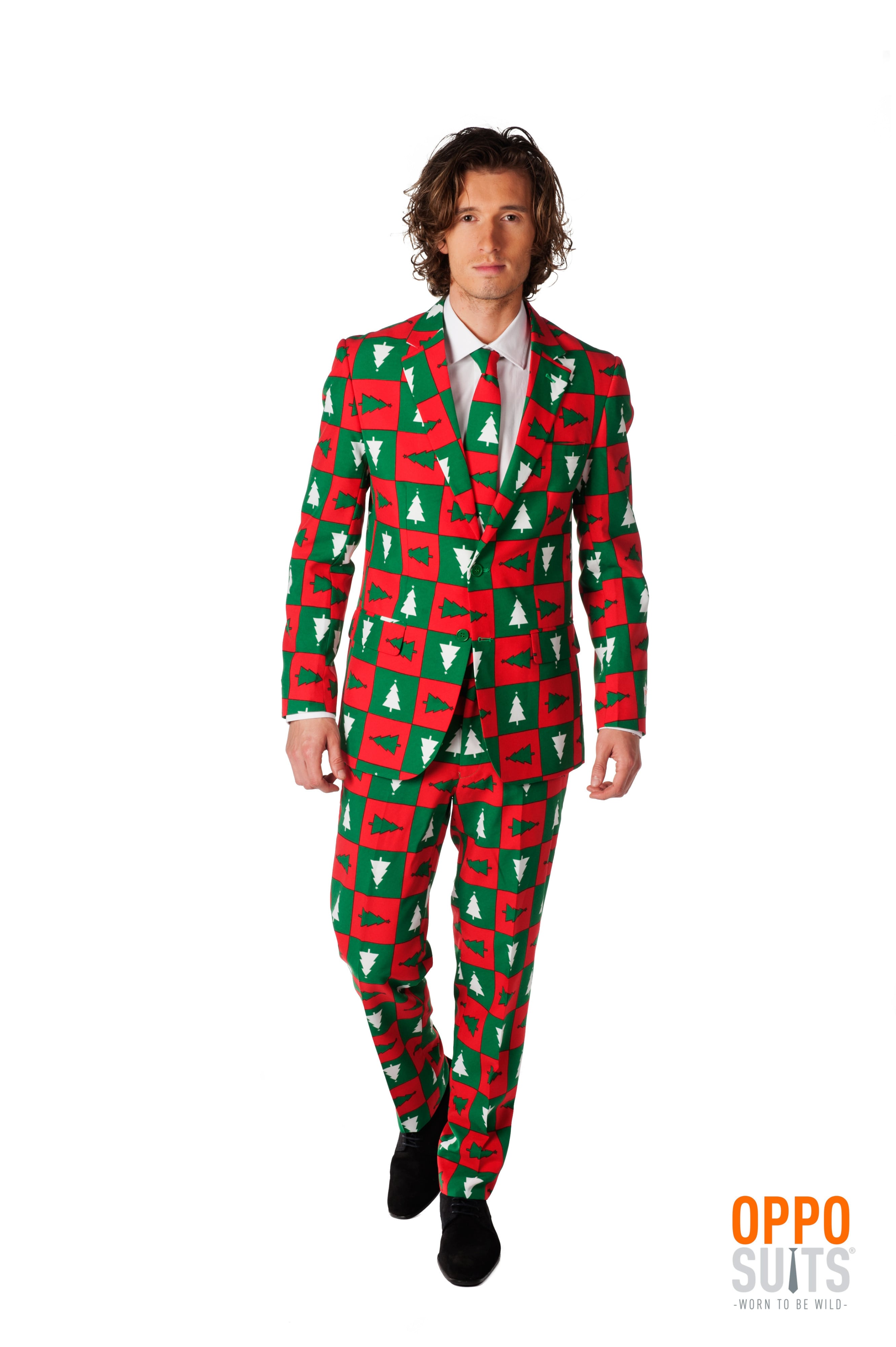 Treemendous X-Mas Opposuit Kostuum Man
